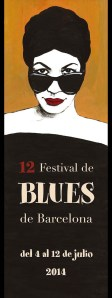 BCN Blues poster