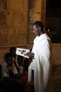 Ethiope at Sepulchre