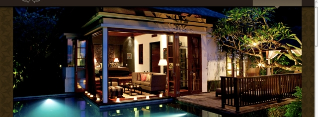 Pool villa 2