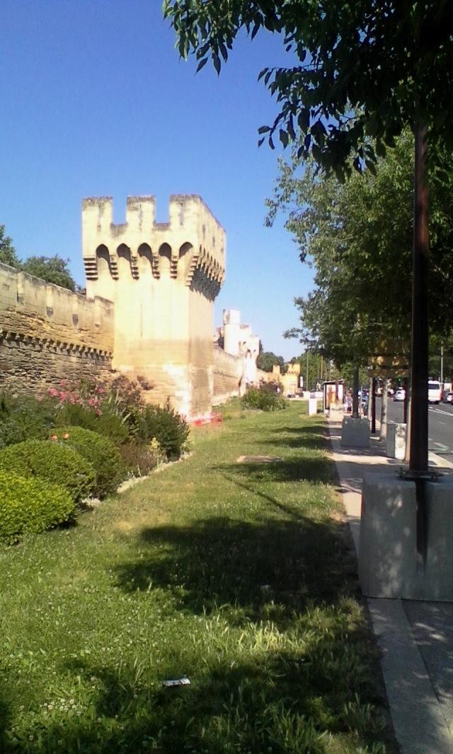 FRA Avignon 17 City walls