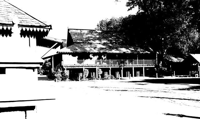17 Teak house