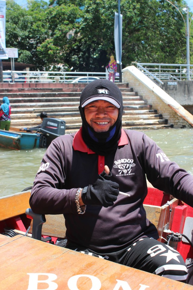 Brunei Supi the boatman copy