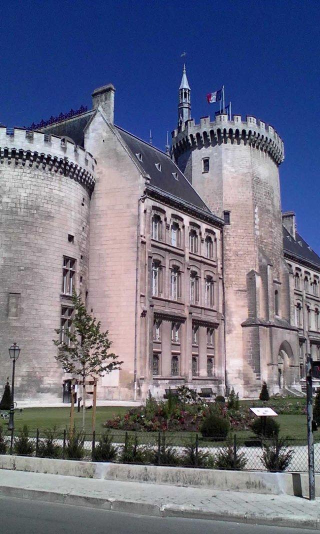 FRA Angouleme Town Hall