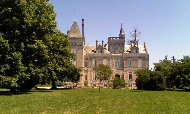 FRA Bordeaux Passirac Le Chatelard