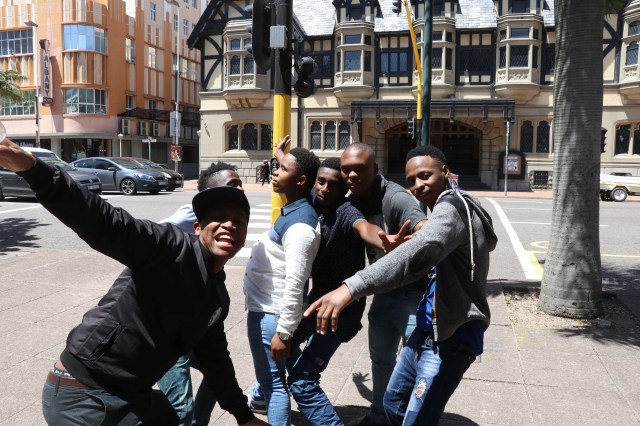 SAfr Durban Lads