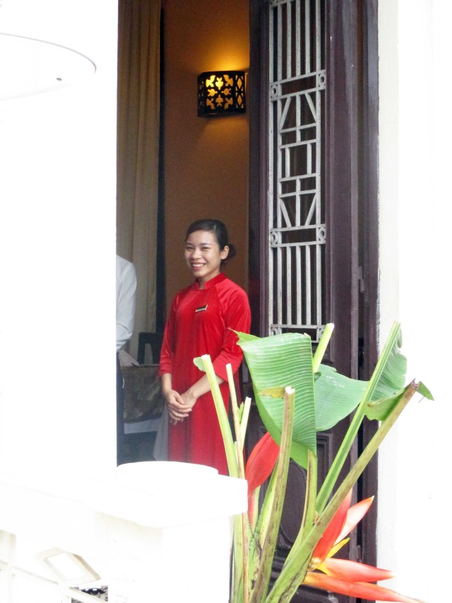 VNM Hanoi Waitress