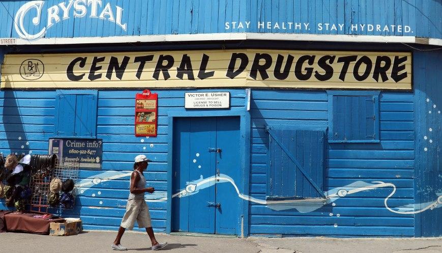 Central drugstore