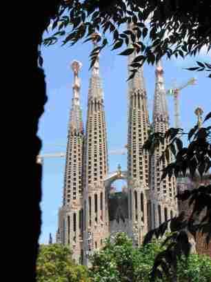 ESP BCN 10 Sagrada Familia