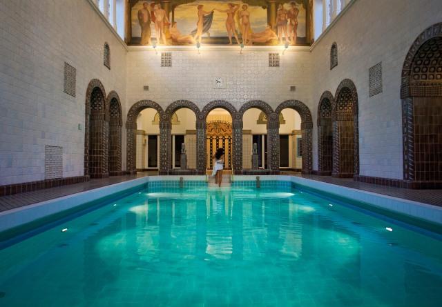 Kaiser Baths