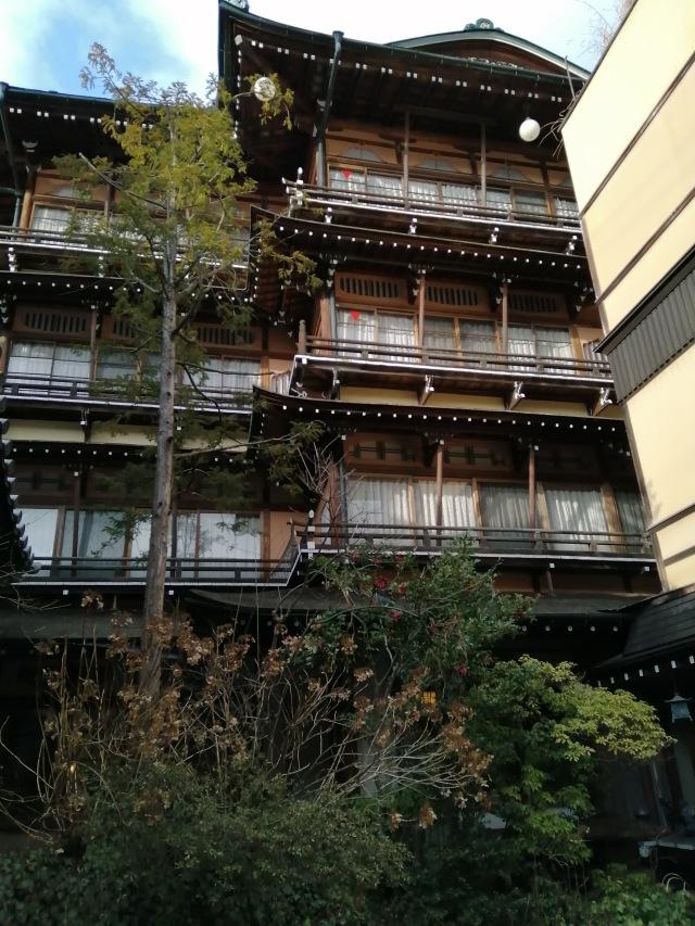 JAPAN Shibu 20 Kanaguya Ryokan